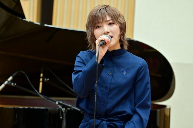 予選1位通過を果たした岡田奈々(AKB48/STU48)