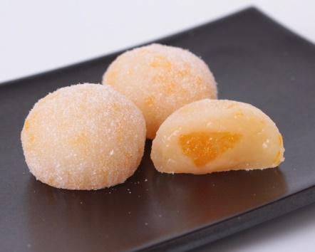 「三ケ日みかん餅」