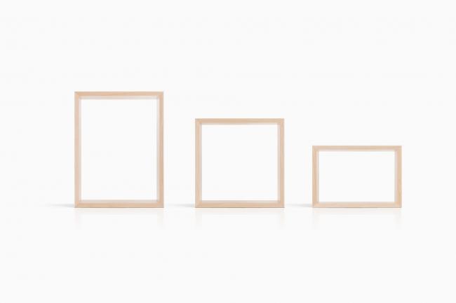 規格は共通、外側のサイズを選べるモジュール仏壇