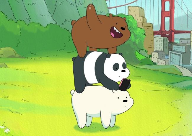 「ぼくらベアベアーズ」TM & (c) 2020 Cartoon Network