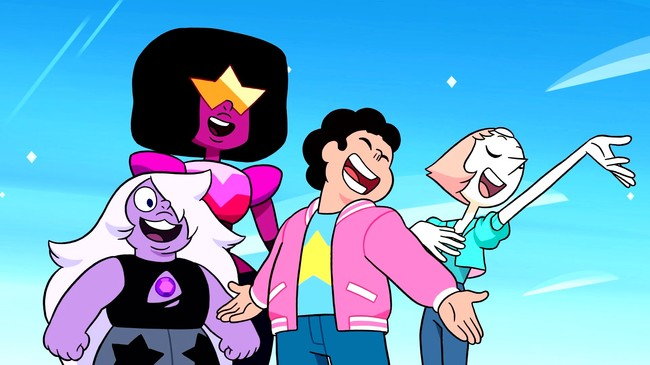 Steven Universe The Movie(邦題未定)TM & (c) 2020 Cartoon Network