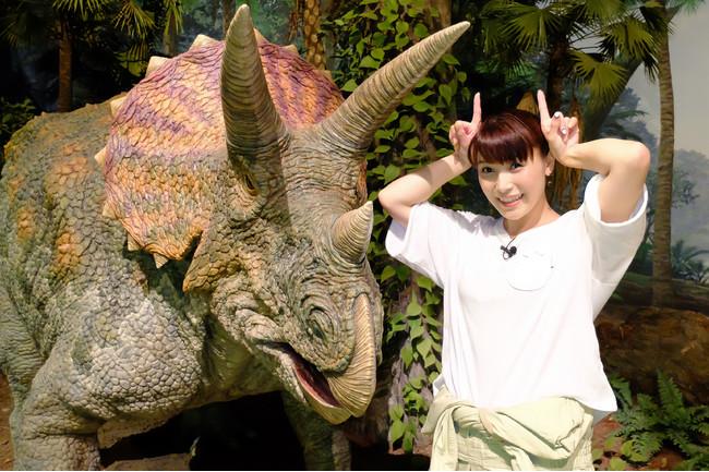 「新田恵海の恐竜DEEP」 ™ & © 2021 Turner Japan.