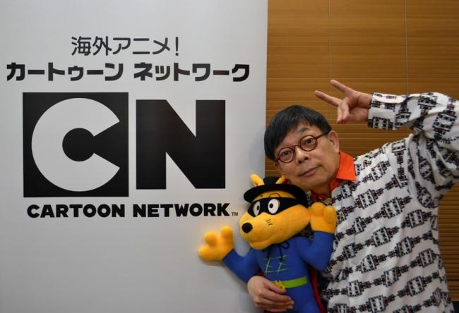 『カートゥーン夏スペ 祝30周年 映画ゾロリ祭り』 TM & (c) 2018 Cartoon Network.