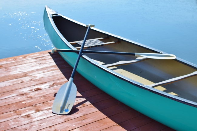 いつでも冒険へ繰り出せるプライベートカヌー