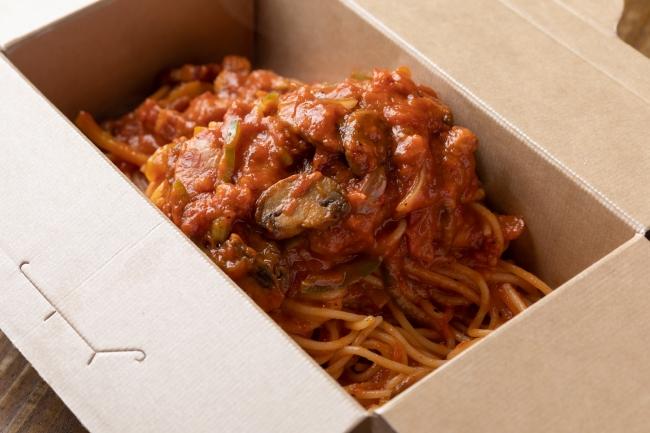スパゲッティーニ ナポリタン 70s