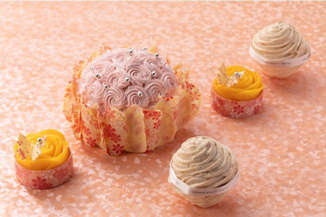 フィオレンティーナ ペストリーフ゛ティック「母の日ケーキコレクション」