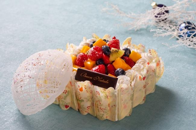 クリスタル フルーツ ショートケーキ