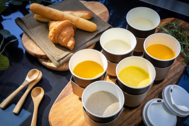 フィオレンティーナ自家製 本日のスープ