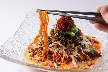 チャイナルーム「坦々麺(白ゴマ)」