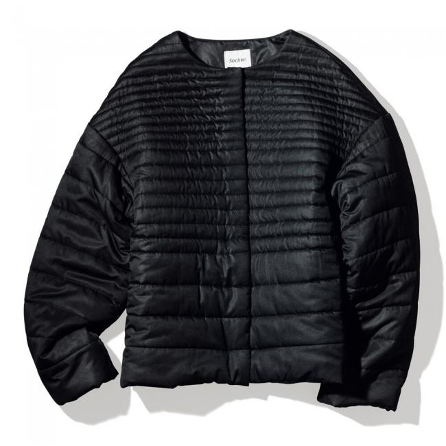 HAPPY PACK/「はっ水加工」テントライン 中わたジャケット