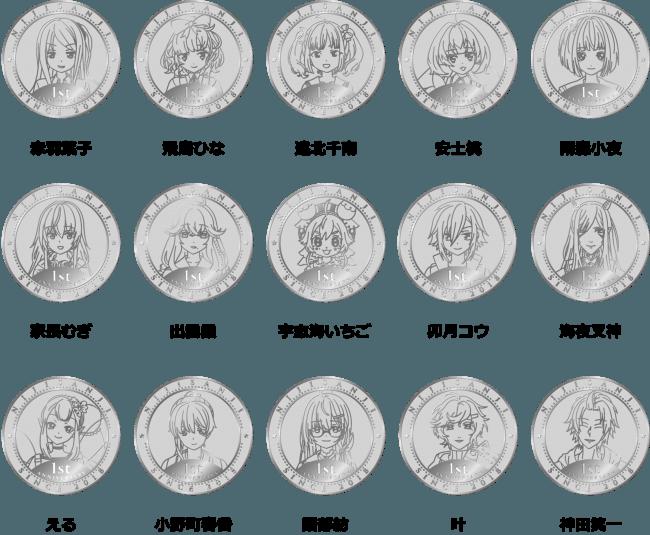 記念 メダル 周年 九