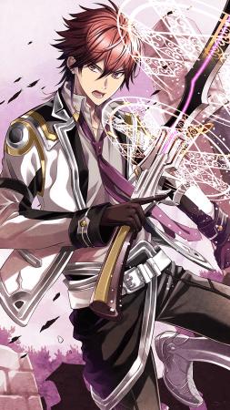 「【復讐への執念】リベリオ」 (CV:タキさん、  イラスト:ぽぽるちゃさん)
