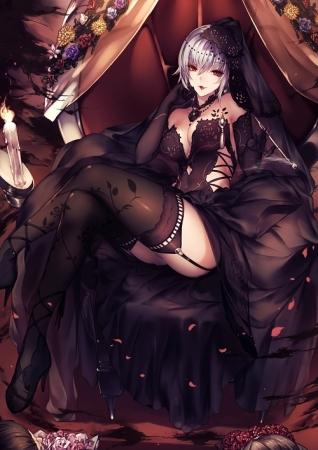 ■混沌の美女『アンナローゼ』 CV:井上喜久子 イラスト:Genyaky