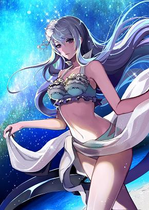 【夜凪の魔法少女】ノゼ (CV:鎌倉有那さん)