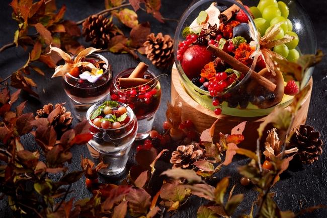 秋のベリースイーツブッフェ イメージ