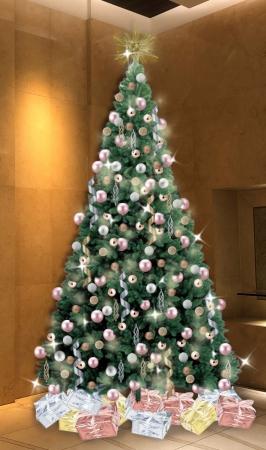 クリスマスツリー イメージ