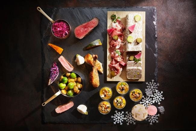 クリスマスブッフェイメージ (NOKA Roast & Grill)