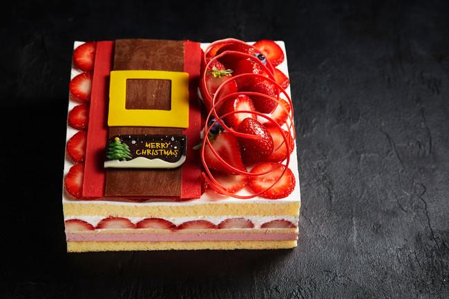 ストロベリークリスマスショートケーキ