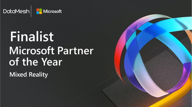 Microsoft Partner of the year Awards 2020 Finalistを受賞