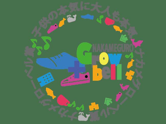 ナカメグローベル賞ロゴマーク