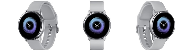 「Galaxy Watch Active」<ホワイト>