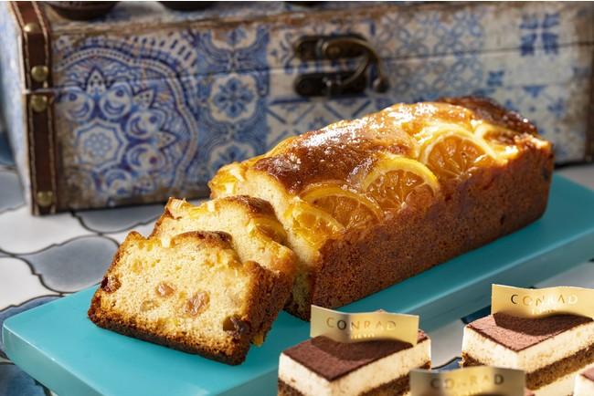 シトラスパウンドケーキ