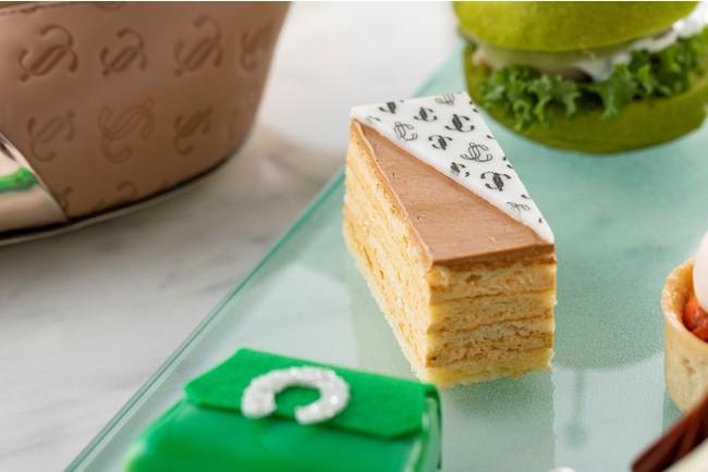 塩キャラメルケーキ