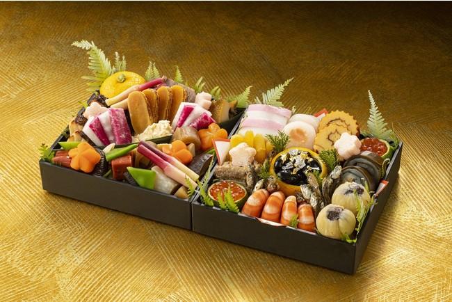 三段重 日本料理「風花」おせち