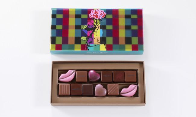 ボンボン ショコラ 12個 NAGOYA(税込5,680円)