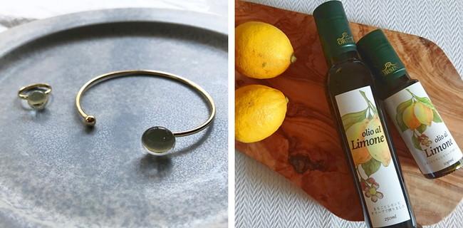 (左)「the Loop」、(右)「.Olive」