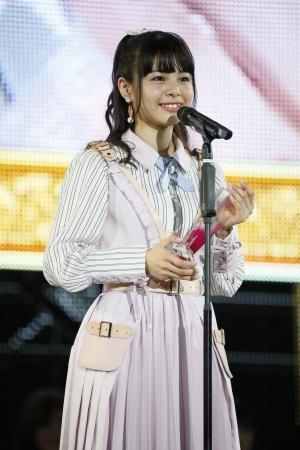 世界選抜16位 NGT48 本間日陽 ©AKS
