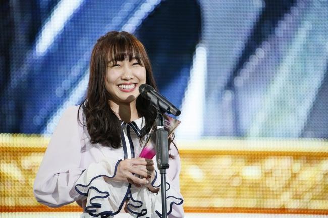世界選抜2位 SKE48 須田亜香里 ©AKS