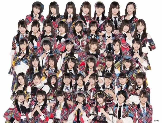 AKB48 Team 8 (C)AKS