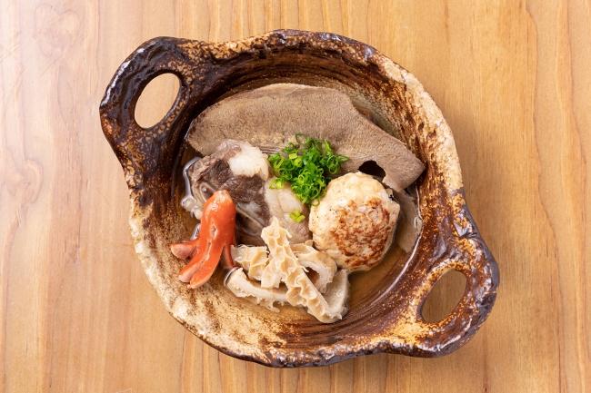 15種以上のお肉を炊き続けたウマミ凝縮日本初の肉おでん