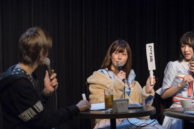 第一回「渋谷LOFT9アイドル倶楽部」