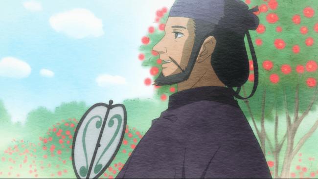 第1話は、西暦596年の聖徳太子来浴伝説に基づいたストーリー ©TEZUKA PRODUCTIONS