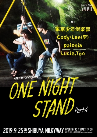 One Night STAND part.4