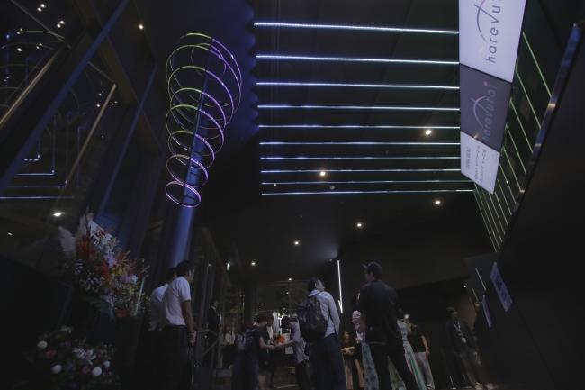 池袋 未来型ライブ劇場harevutai