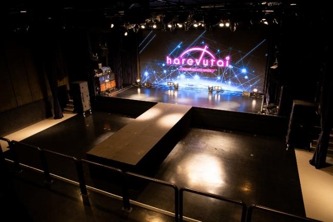 ステージ(ランウェイ)