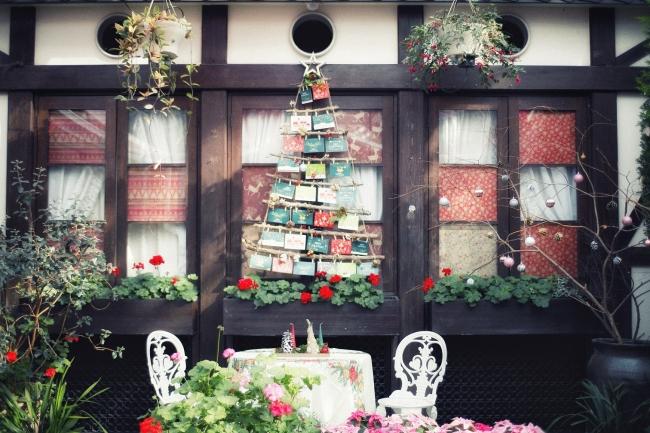 クリスマスガーデン
