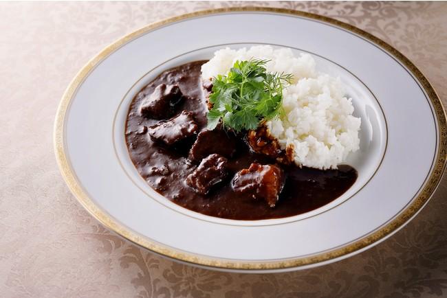 一日限定30食オリジナルカレー「神戸ブラックカレー」