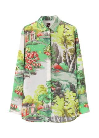 ウィメンズシャツ ¥36,000