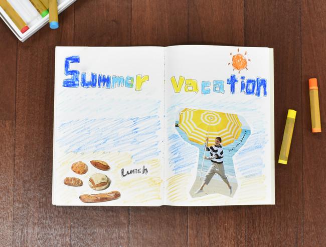 今は難しいけど・・・こんな夏を過ごしてみたい♪といった夢を書いてみよう♪