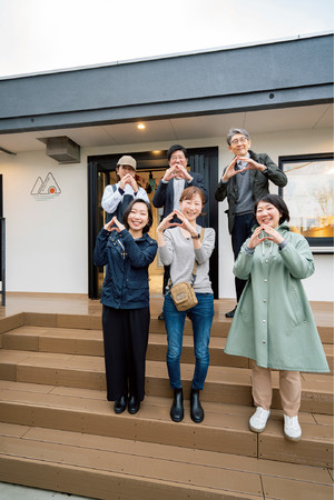 地元堺市とともに新しいコミュニティーづくりに取り組んでいる泉北桃山台一丁団地。