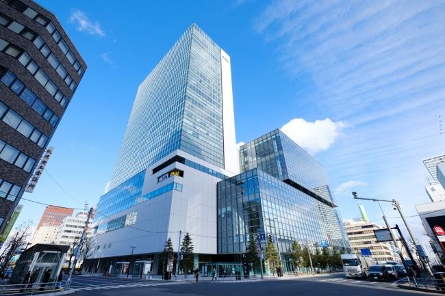 最新鋭の環境性能・防災性能を備えたハイスペックビルとしても注目されるさっぽろ創世スクエア。