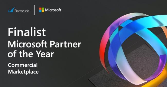 2016年Microsoft Azure認定ISVソリューションパートナー最優秀賞受賞に続き本年は「Commercial Marketplace 2020 Microsoft Partner of the Year Award」ファイナリストにノミネート