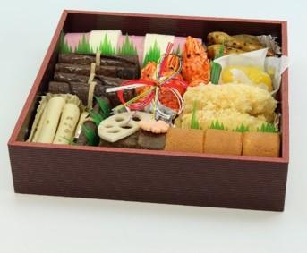 おせちケーキ 3,780円(税込)年末年始商品