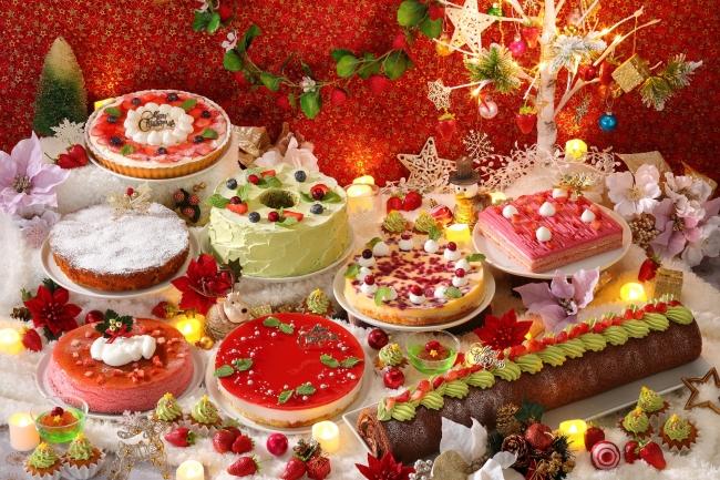 ストロベリークリスマス イメージ写真