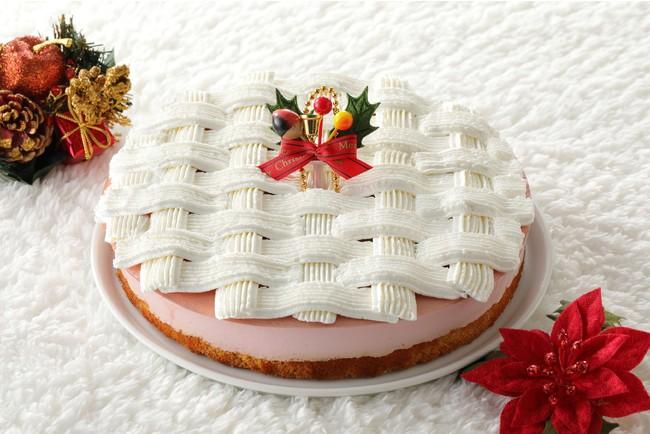 ホワイトクリスマスローズムースイメージ