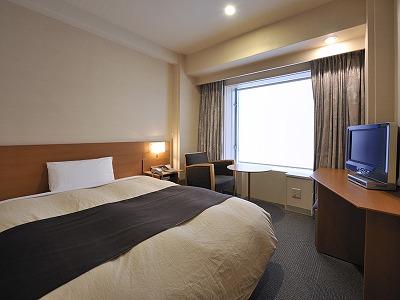 ホテルクラウンパレス北九州 客室一例